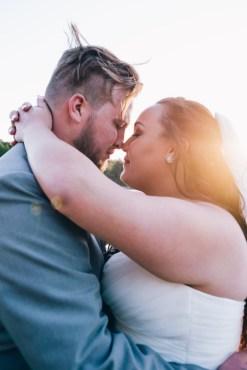 beautiful wedding sunset photography homebush