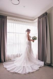 beautiful uruguayan bride wedding dress sydney wedding photography