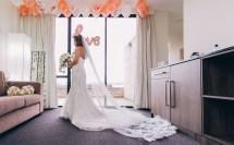 beautiful thai bride wedding dress sydney wedding photography