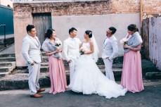 Australian chinese bride and groom wedding at the rocks argyle street sydney