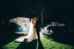Australian bride and groom vintage wedding at appin house
