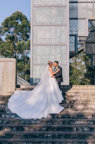 Beautiful Egyptian Wedding Couple at Bicentennial Park Homebush Sydney_10