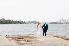Deckhouse Woolwich Wedding Sydney Alicia & Clarence_03