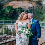 Deckhouse Woolwich Wedding Sydney Alicia & Clarence_01