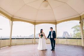 Sydney Observatory Hill Wedding Photography_001