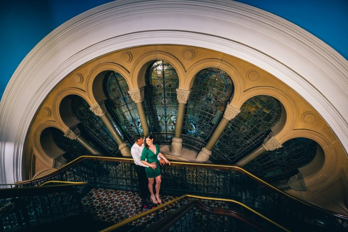 QVB Queen Victoria Building Wedding Photography Sydney_06