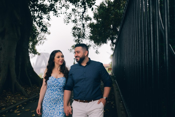 Observatory Hill Park Prewedding Photography TranStudios