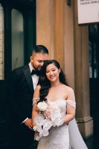 Australia Post - Sydney GPO Martin Place Wedding Photography 01