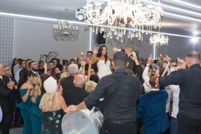 Villa blanca reception wedding transtudios 5