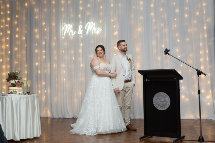 The Epping Club Wedding Photography 6955