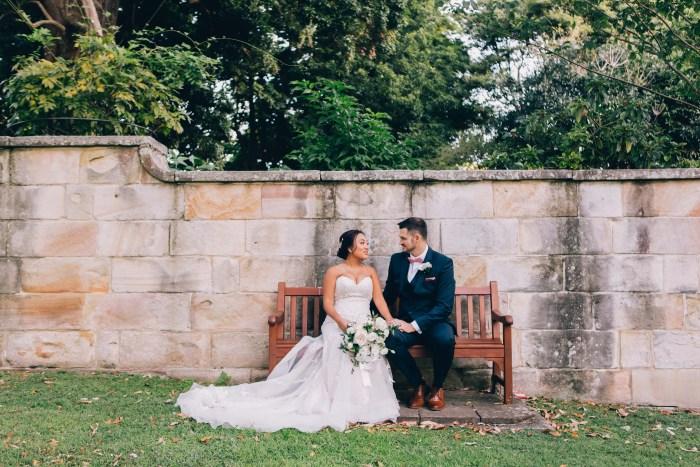 The Royal Botanic Gardens Wedding Photography