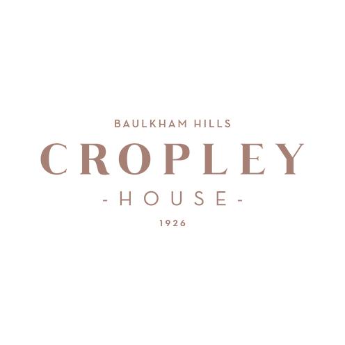 Cropley House Logo Wedding