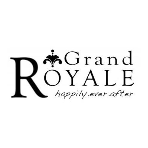 Grand Royale Wedding Venue Logo