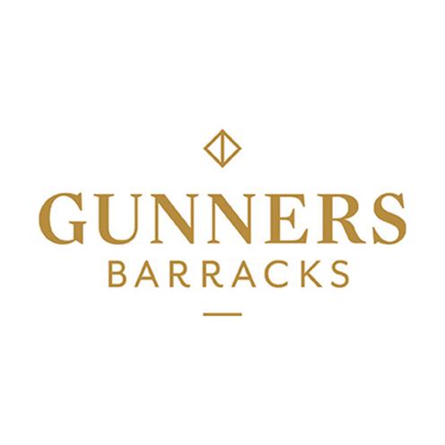 Gunners Barracks Wedding Venue Logo