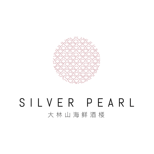 Silver Pearl Wedding Venue Logo