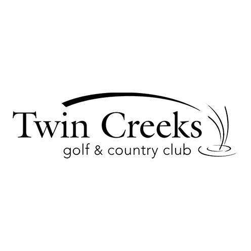 Twin Creeks Golf & Country Club Wedding Logo