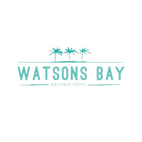Watsons Bay Boutique Hotel Wedding Logo