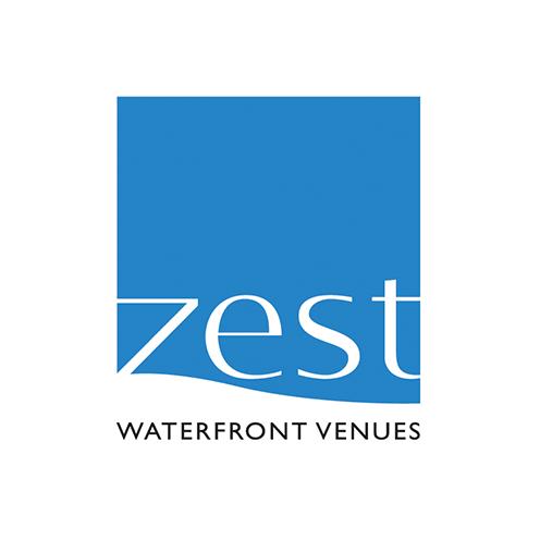 Zest Waterfront Venues Logo