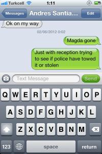 """""""Magda gone"""""""