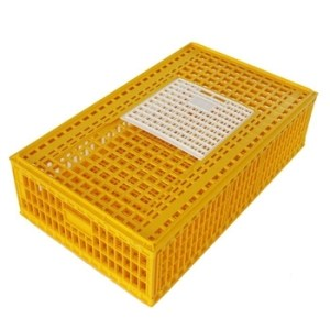 Live Chicken transport crate  (with Sliding Access Door)