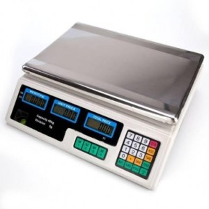 40 kg capacity Scale for Micro-ingredients -LCD Monitor