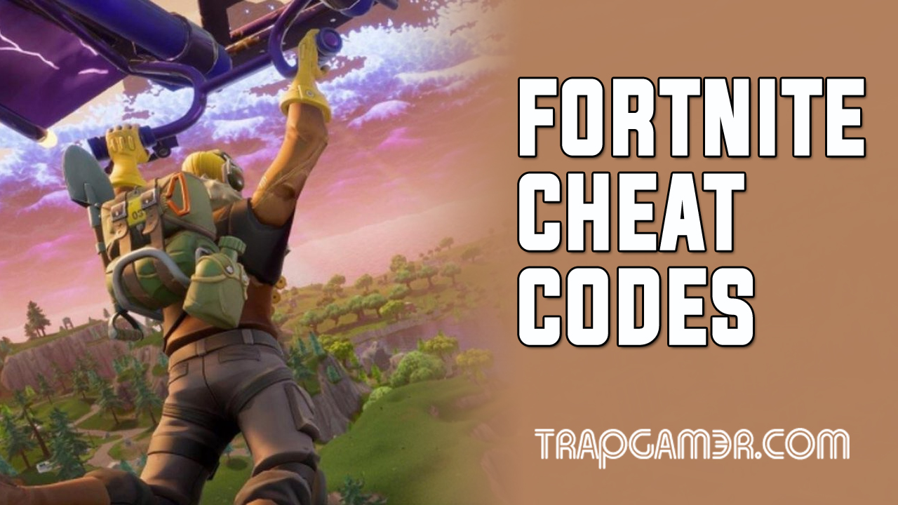 here are the most current cheat codes for fortnite for ps4 and pc - cheat fortnite pc 2018