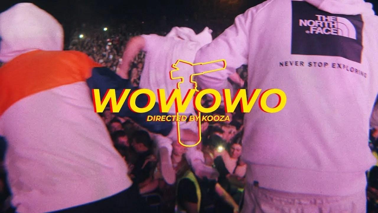 chillwagon trapoffice tekst lyrics wowow remix