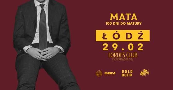 Mata / 100 dni do matury / Łódź