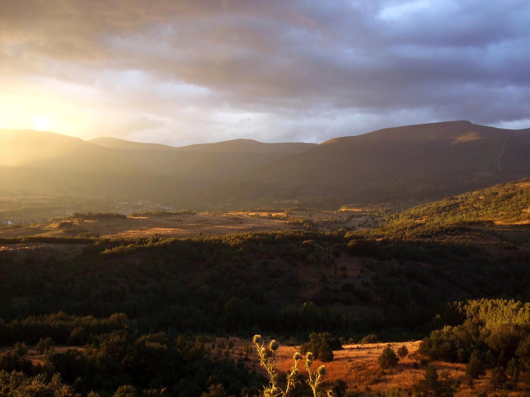 Sierra de Gistredo