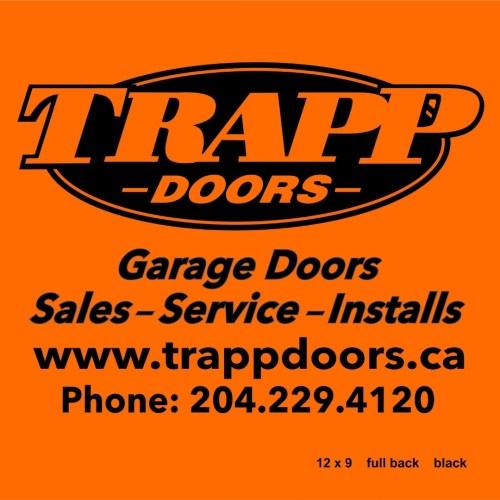 t shirts trapp doors winnipeg