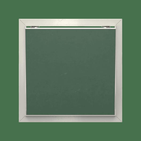 Accueil trape de visite plaque de platre eco green ouvert
