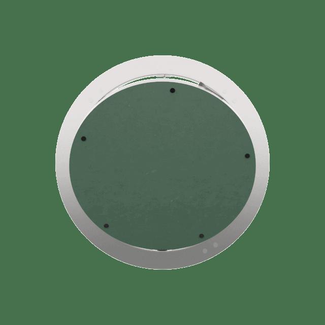Trappe de visite Rondo ouverture pousser lâcher trape de visite plaque de platre eco rondo 360 0 0