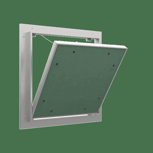 Trappe de visite plaque de plâtre 15 mm Eco Star trape de visite plaque de platre eco star pousser lacher 360 0 8