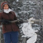 Taught by her Mother, Young Trapper Earns Territorial Recognition – CBC News