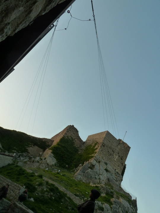 Radio Astronomy in the castle
