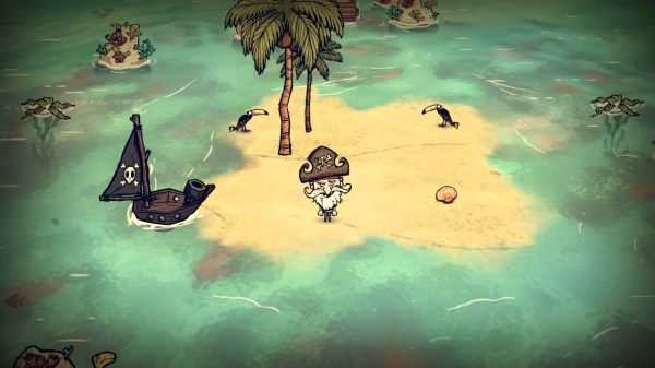 Скачать Don't Starve: Shipwrecked 0.06 для Android
