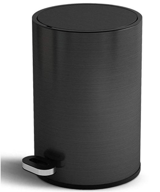 Bathroom Trash Can pedal with Lid