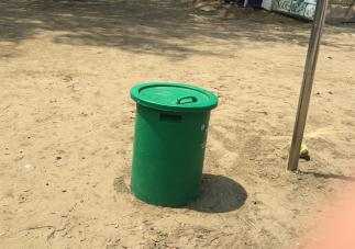 Garbage Cans ,