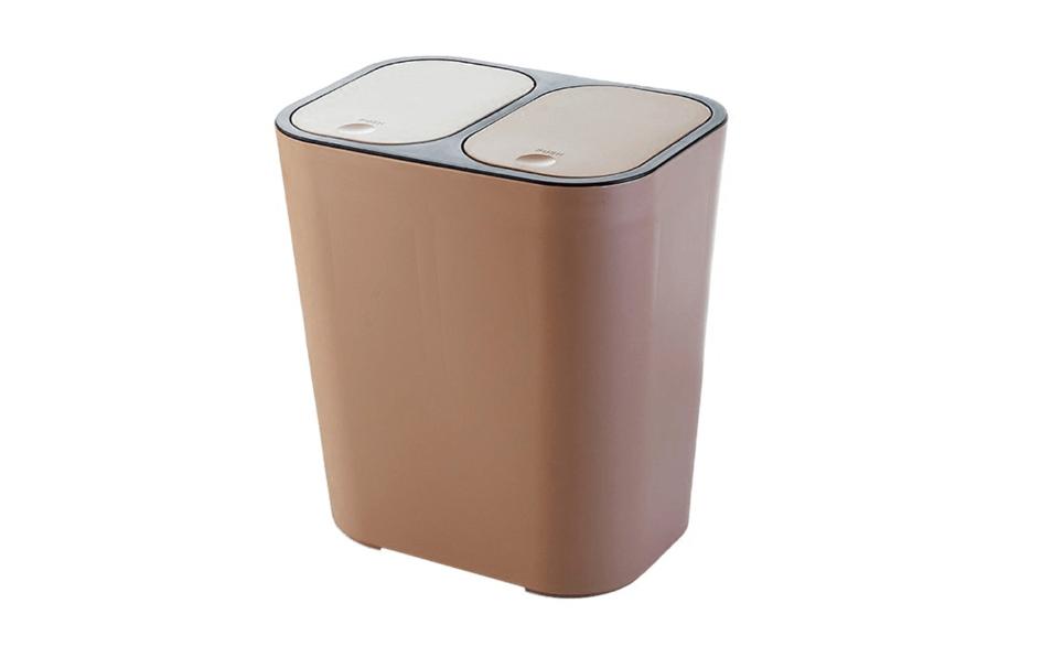 Push kitchen Trash Bin