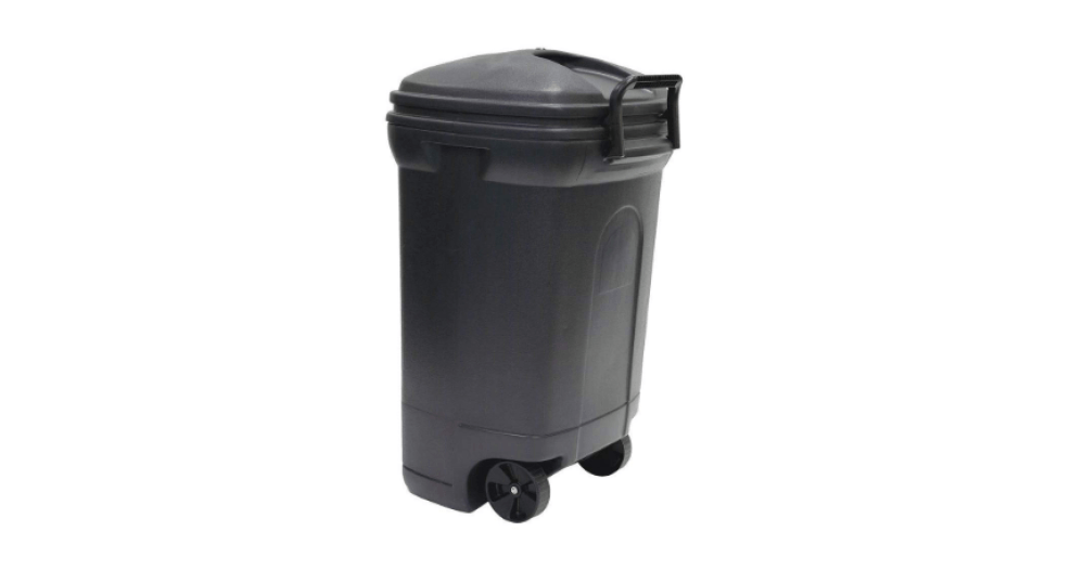 The Best Outdoor Trash Can