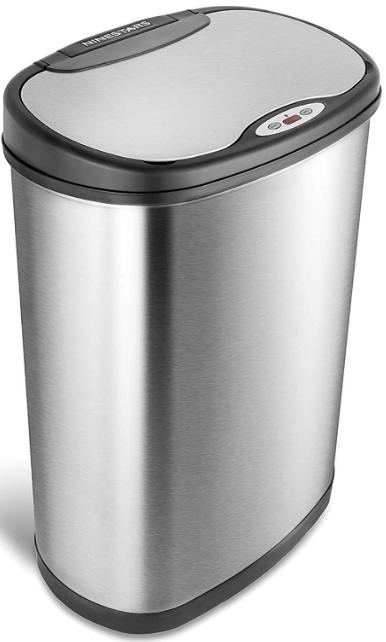 ninestars automatic trash can