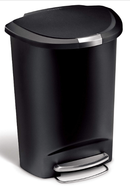 pedal trash cans