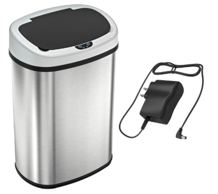 Automatic Sensor Kitchen Trash Can