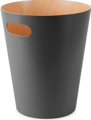 umbra woodrow trash can