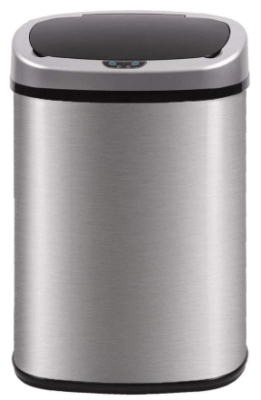 best office touchless trash can