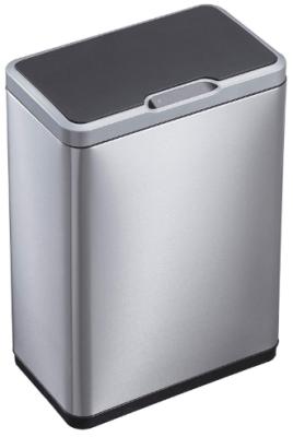 eko mirage 50l motion sensor trash can