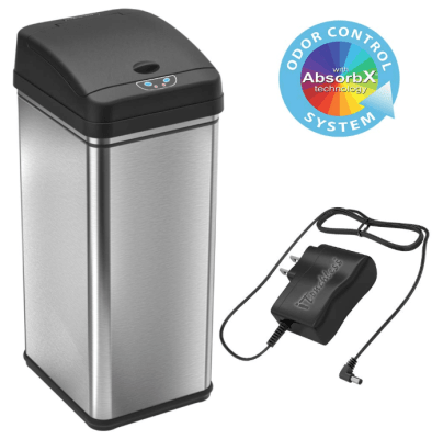 best touchless kitchen trash can