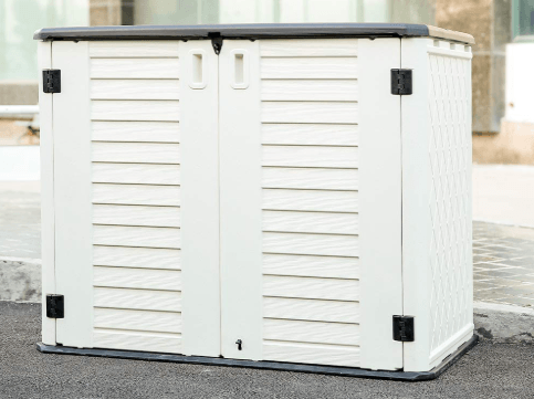 Multi-function Storage Cabinet for Backyards