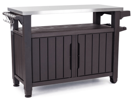 outdoor furniture storage cabinets