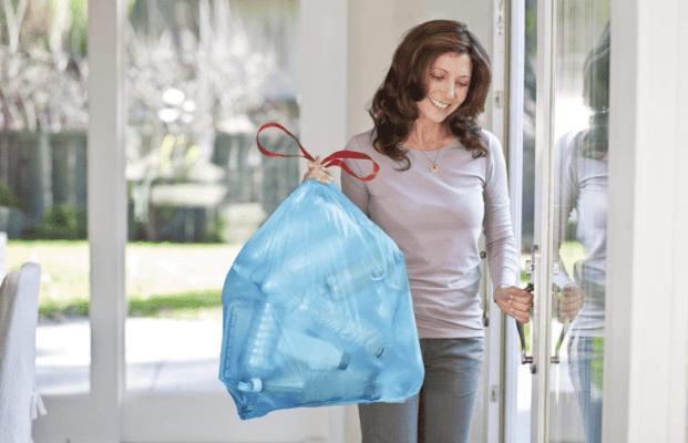Glad Drawstring Trash Bags